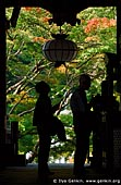 japan stock photography | People are Praying Inside Hase-dera Temple, Nara, Kansai, Honshu, Japan, Image ID JP-KYOTO-0009.