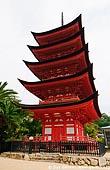 japan stock photography | Goju-no-to (Five-Storied Pagoda), Miyajima, Honshu, Japan, Image ID JPMI0018.