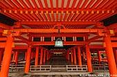 japan stock photography | Entrance to the Main Worship Hall, Itsukushima Shrine, Miyajima, Honshu, Japan, Image ID JPMI0043.