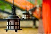 japan stock photography | Lanterns at Itsukushima Shrine, Miyajima, Honshu, Japan, Image ID JPMI0049.