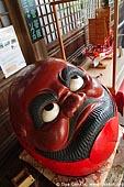 japan stock photography | Wooden Sculpture, Daisho-in Temple, Miyajima, Honshu, Japan, Image ID JPMI0082.