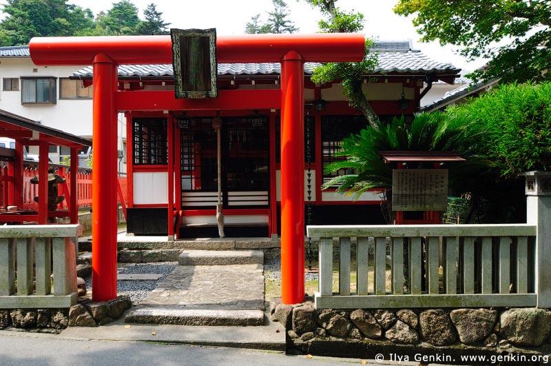 japan stock photography   Traditional House, Miyajima, Honshu, Japan, Image ID JPMI0099