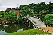 japan stock photography | Naka-no-shima Island on Sawa-no-ike Pond, Korakuen Garden, Okayama, Honshu, Japan, Image ID JPOK0003.