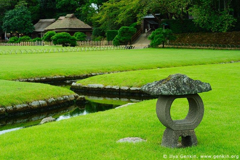 japan stock photography | Korakuen Garden, Okayama, Honshu, Japan, Image ID JPOK0008