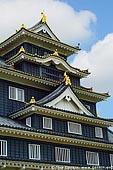 japan stock photography | Okayama Castle, Okayama, Honshu, Japan, Image ID JPOK0012.