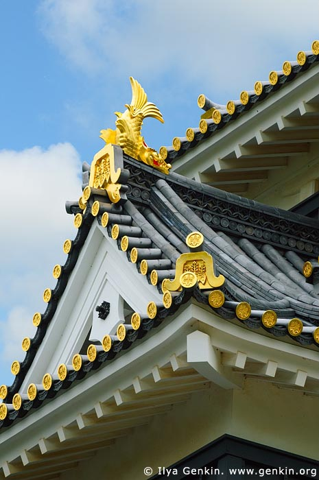 japan stock photography | Okayama Castle, Okayama, Honshu, Japan, Image ID JPOK0014