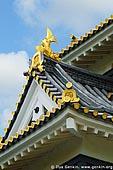 japan stock photography | Okayama Castle, Okayama, Honshu, Japan, Image ID JPOK0014.