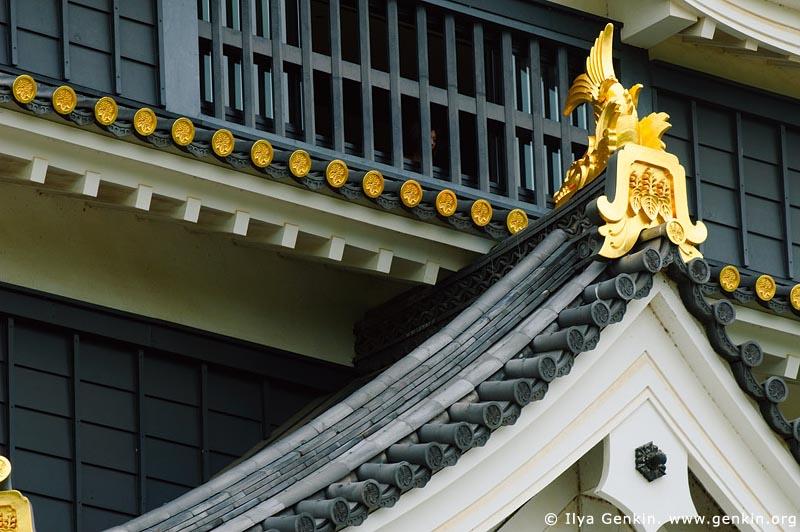 japan stock photography | Okayama Castle, Okayama, Honshu, Japan, Image ID JPOK0015