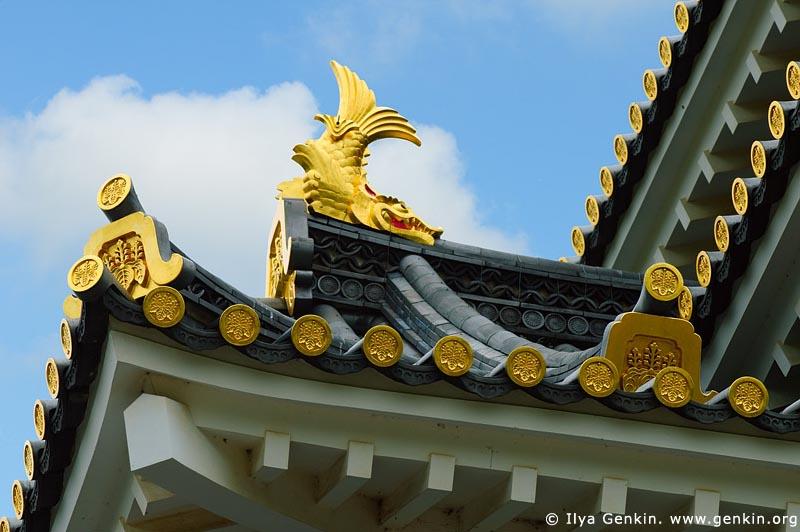 japan stock photography | Okayama Castle, Okayama, Honshu, Japan, Image ID JPOK0016