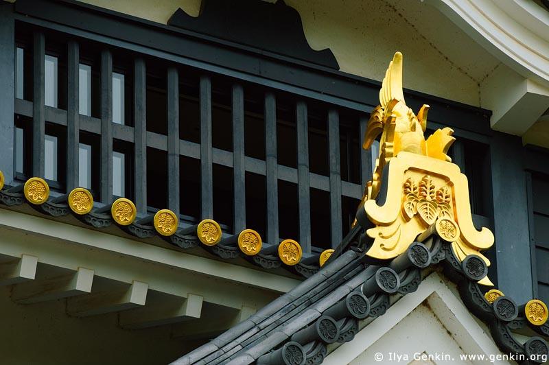 japan stock photography | Okayama Castle, Okayama, Honshu, Japan, Image ID JPOK0017