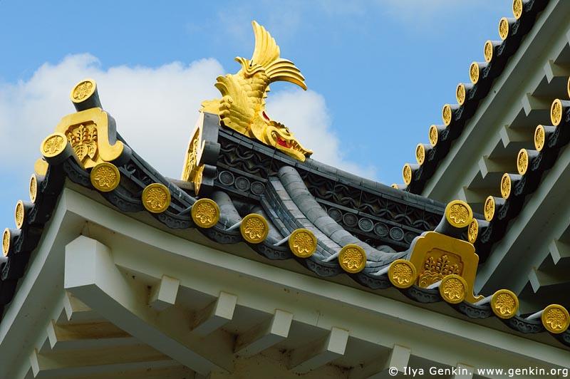 japan stock photography | Okayama Castle, Okayama, Honshu, Japan, Image ID JPOK0018