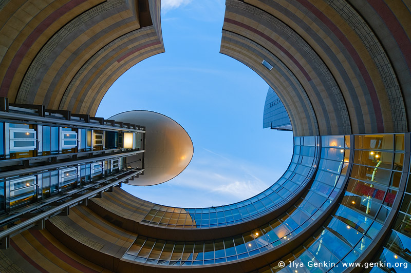 japan stock photography | Architecture Details of Namba Parks, Osaka, Kansai region, Honshu Island, Japan, Image ID JP-OSAKA-0024