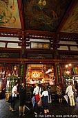 japan stock photography | People Inside Senso-ji Temple, Asakusa, Tokyo, Kanto Region, Honshu Island, Japan, Image ID JP-TOKYO-0015.