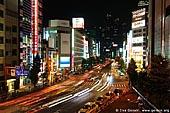 japan stock photography | Avenue in Shinjuku at Night, Shinjuku, Tokyo, Kanto Region, Honshu Island, Japan, Image ID JP-TOKYO-0039.