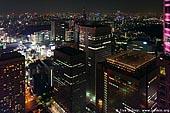 japan stock photography   Tokyo at Night, View from Observation Desk at Tokyo Metropolitan Government Building, Shinjuku, Tokyo, Kanto Region, Honshu Island, Japan, Image ID JP-TOKYO-0046.