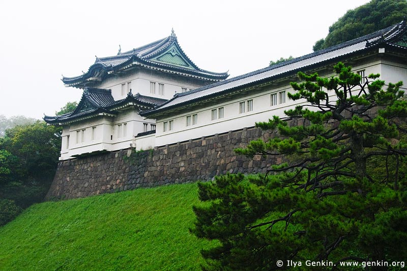 japan stock photography | Tokyo Imperial Palace, Tokyo, Kanto Region, Honshu Island, Japan, Image ID JP-TOKYO-0062