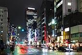 japan stock photography | Tokyo Street at Night, Minato, Tokyo, Kanto Region, Honshu Island, Japan, Image ID JP-TOKYO-0083.