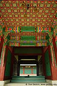 korea stock photography | One of the Entrances to Huijeondang Hall at Changdeokgung Palace in Seoul, South Korea, Jongno-gu, Seoul, South Korea, Image ID KR-SEOUL-CHANGDEOKGUNG-0010.