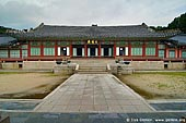 korea stock photography | Daejojeon Hall at Changdeokgung Palace in Seoul, South Korea, Jongno-gu, Seoul, South Korea, Image ID KR-SEOUL-CHANGDEOKGUNG-0013.