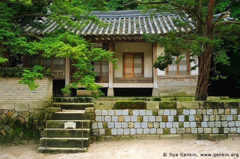 korea stock photography | Small House at Changdeokgung Palace in Seoul, South Korea, Jongno-gu, Seoul, South Korea, Image ID KR-SEOUL-CHANGDEOKGUNG-0022
