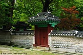 korea stock photography | Door and Gateway Leading Into One of the Many Courtyards at Changdeokgung Palace in Seoul, South Korea, Jongno-gu, Seoul, South Korea, Image ID KR-SEOUL-CHANGDEOKGUNG-0023.
