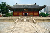 korea stock photography | Junghwajeon Hall at Deoksugung Palace in Seoul, South Korea, Seoul, South Korea, Image ID KR-SEOUL-DEOKSUGUNG-0005.