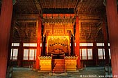 korea stock photography | The Throne in Junghwajeon Hall at Deoksugung Palace in Seoul, South Korea, Seoul, South Korea, Image ID KR-SEOUL-DEOKSUGUNG-0008.