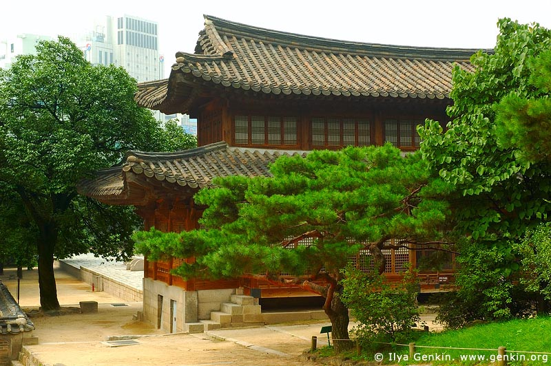 korea stock photography | Seogeodang Hall at Deoksugung Palace in Seoul, South Korea, Seoul, South Korea, Image ID KR-SEOUL-DEOKSUGUNG-0015