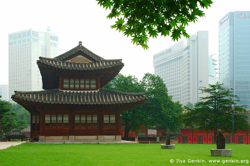 korea stock photography | Seogeodang Hall at Deoksugung Palace in Seoul, South Korea, Seoul, South Korea, Image ID KR-SEOUL-DEOKSUGUNG-0016