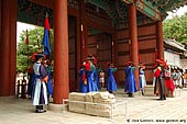 korea stock photography | The Guard at Deoksugung Palace in Seoul, South Korea, Seoul, South Korea, Image ID KR-SEOUL-DEOKSUGUNG-0019.