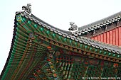 korea stock photography | Roof Decoration at Jogyesa Temple in Seoul, South Korea, Gyeonji-dong, Jongno-gu, Seoul, South Korea, Image ID KR-SEOUL-JOGYESA-0005.