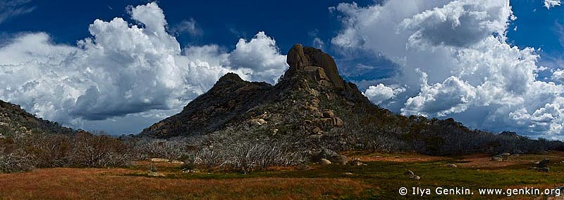 landscapes stock photography   The Cathedral, Mount Buffalo National Park, Australian Alps, Victoria, Australia, Image ID MOUNT-BUFFALO-VIC-0004