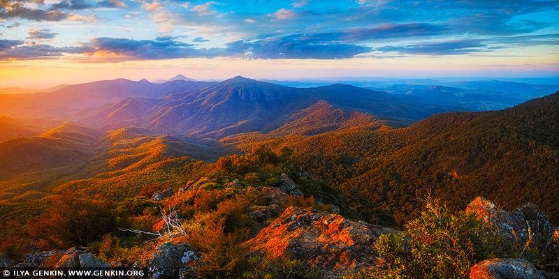 landscapes stock photography | Mount Kaputar Summit, Mount Kaputar National Park, Narrabri, NSW, Australia