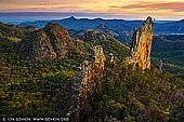 The Warrumbungle National Park, NSW, Australia Stock Photography and Travel Images