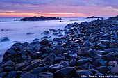 landscapes stock photography | Sunrise at Pebbly Beach, Forster, NSW, Australia, Image ID AU-NSW-PEBBLY-BEACH-0001.