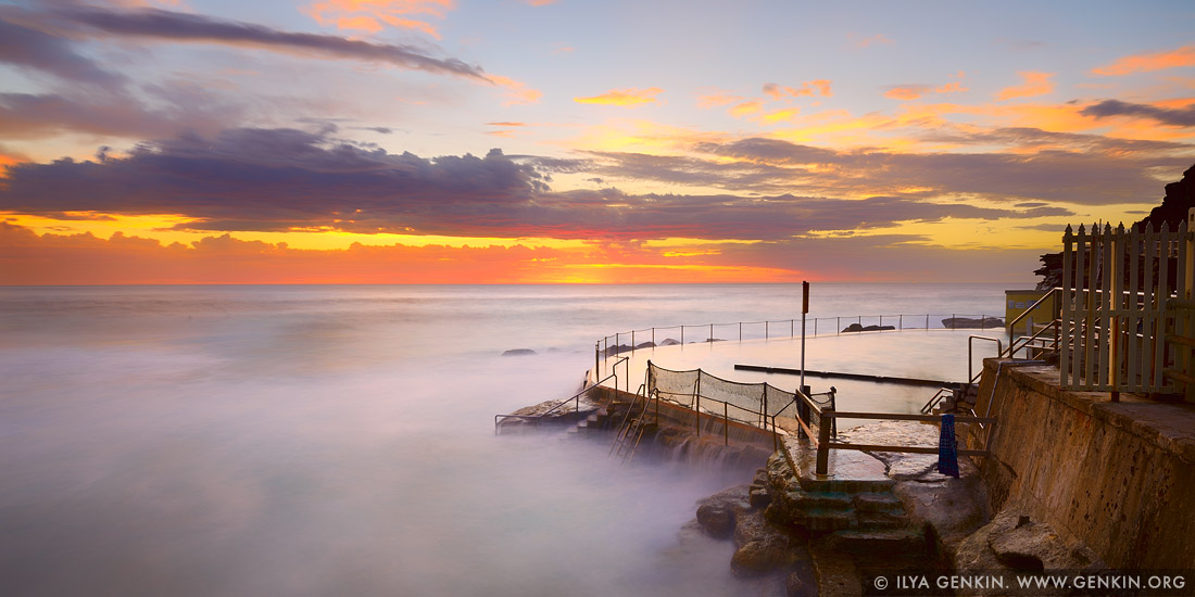 Beautiful Bathrooms Sydney beautiful sunrise at bronte baths photos, bronte beach, sydney