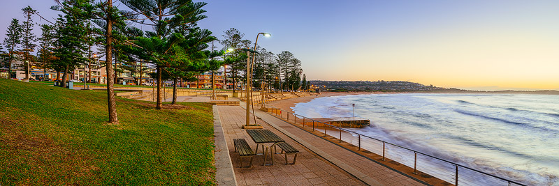 landscapes stock photography | Dee Why Beach at Dawn, Dee Why, New South Wales (NSW), Australia, Image ID AU-DEE-WHY-BEACH-0004