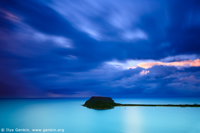 landscapes stock photography | Storm Approaching Barrenjoey and Palm Beach, Palm Beach, Sydney, NSW, Australia, Image ID PALM-BEACH-BARRENJOEY-0002
