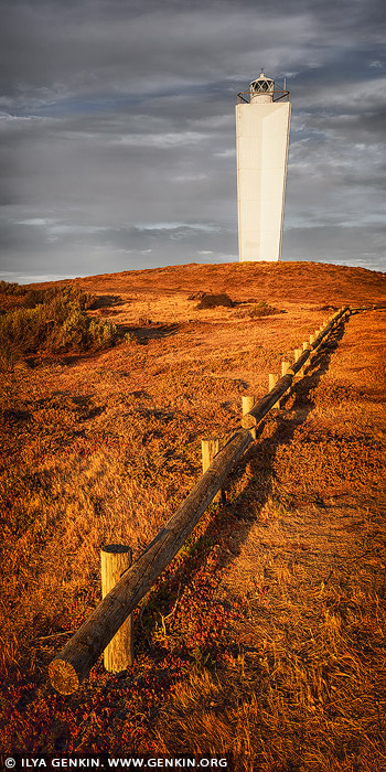 landscapes stock photography | Cape Jervis Lighthouse, Fleurieu Peninsula, South Australia (SA), Australia, Image ID AU-CAPE-JERVIS-LIGHTHOUSE-0002