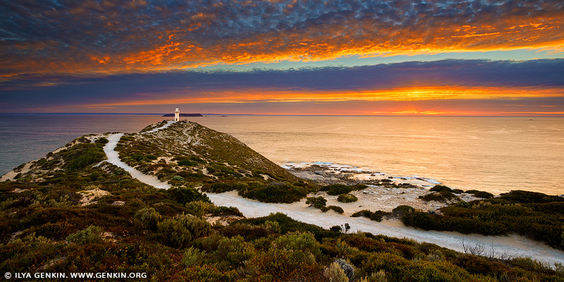 landscapes stock photography | Sunset at Cape Spencer, Yorke Peninsula, South Australia (SA), Australia, Image ID AU-CAPE-SPENCER-0001