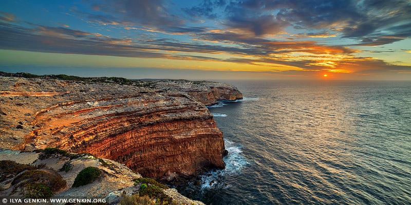 landscapes stock photography | Rugged Coast Near Cape Spencer, Innes National Park, Yorke Peninsula, South Australia (SA), Australia, Image ID AU-CAPE-SPENCER-0003