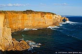 landscapes stock photography | The Arch at Sunset, The Twelve Apostles, Great Ocean Road, Port Campbell National Park, Victoria, Australia, Image ID APOST-0008.