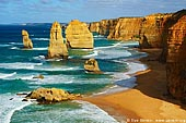 landscapes stock photography | Twelve Apostles, Great Ocean Road, Port Campbell National Park, Victoria, Australia, Image ID APOST-0001.
