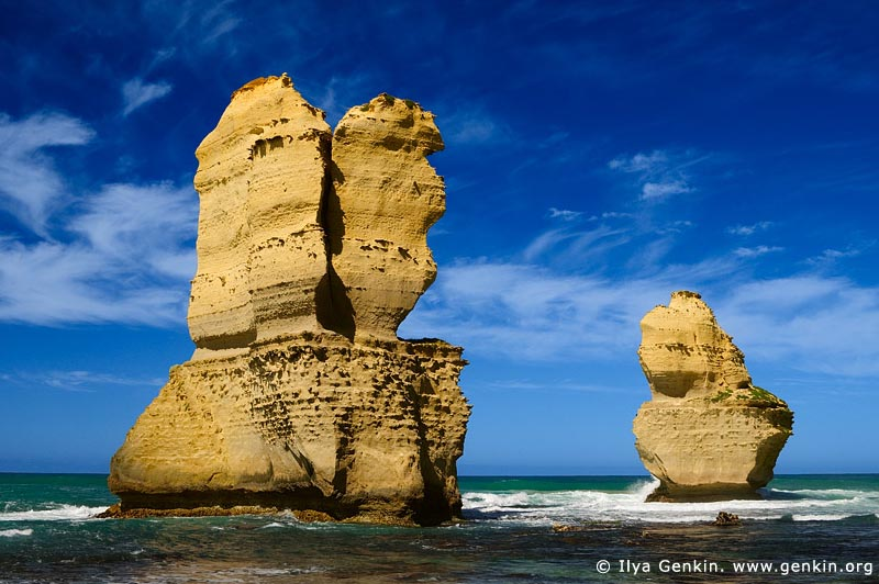 landscapes stock photography | The Gibson Steps, The Twelve Apostles, Great Ocean Road, Port Campbell National Park, Victoria, Australia, Image ID APOST-0017