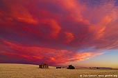 landscapes stock photography | Abandoned Farmhouse at Dusk, Burra, South Australia (SA), Australia, Image ID AU-BURRA-ABANDONED-FARMHOUSE-0004.