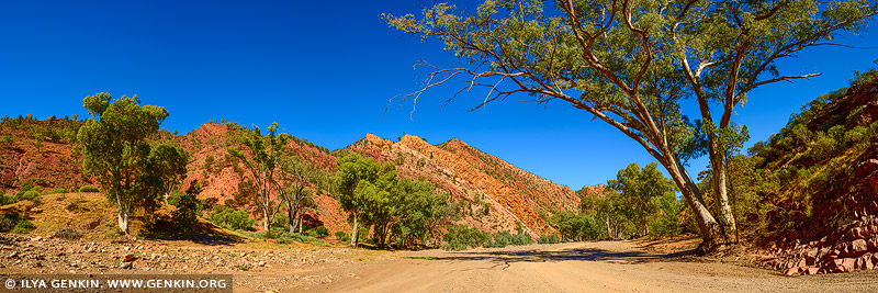 landscapes stock photography | Brachina Gorge, Flinders Ranges, SA, Australia, Image ID AU-SA-FLINDERS-0017