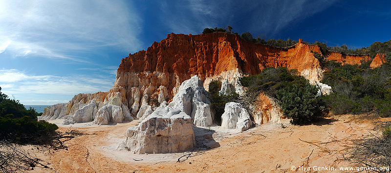 landscapes stock photography | The Pinnacles, Ben Boyd National Park, NSW, Australia, Image ID AU-NSW-PINNACLES-0002