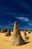 landscapes stock photography | The Pinnacles at Nambung National Park, Western Australia (WA), Australia, Image ID AU-WA-PINNACLES-0008.