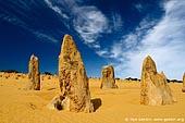 landscapes stock photography | The Pinnacles at Nambung National Park, Western Australia (WA), Australia, Image ID AU-WA-PINNACLES-0010.