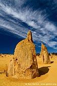 landscapes stock photography | The Pinnacles at Nambung National Park, Western Australia (WA), Australia, Image ID AU-WA-PINNACLES-0011.